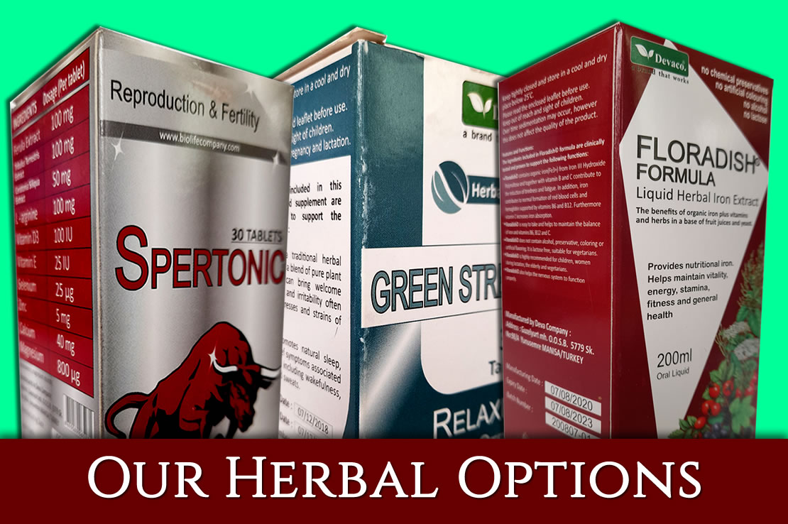 Unicom Chemist Herbal Options