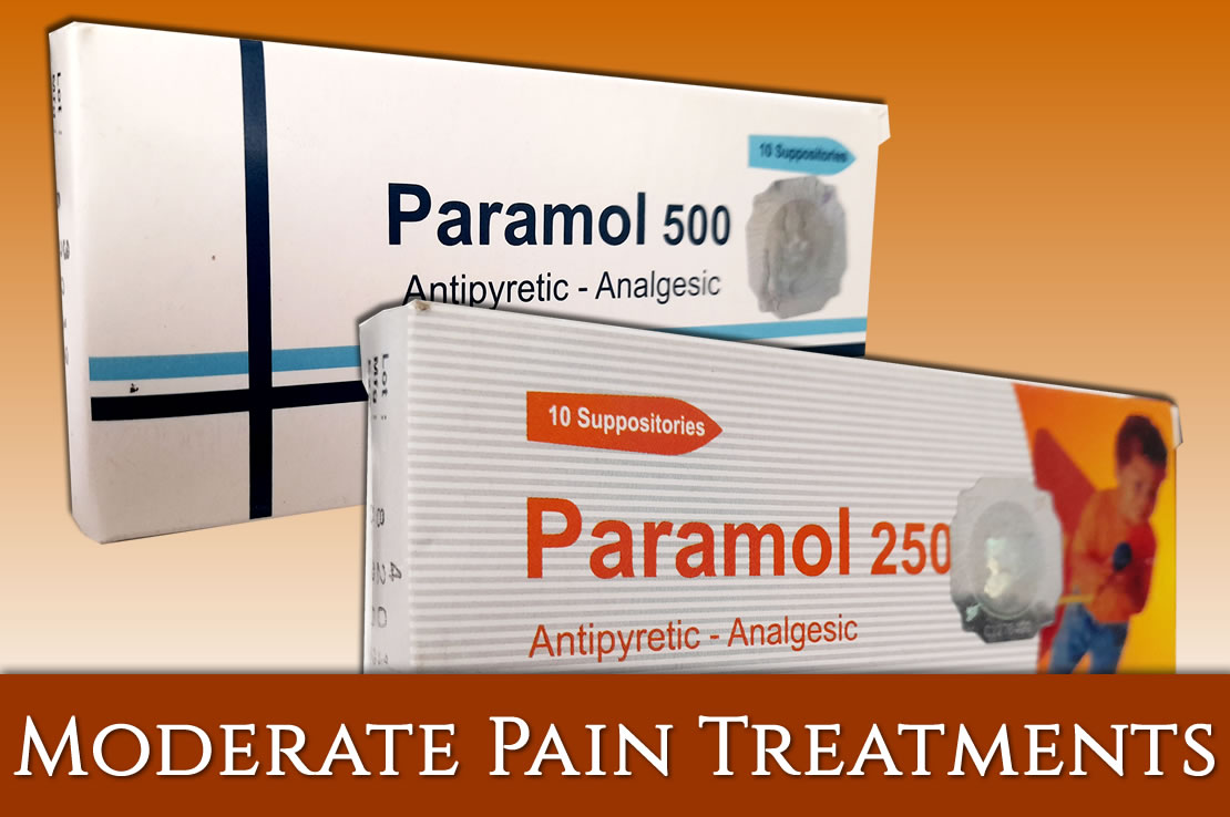 Paramol Pain Killers